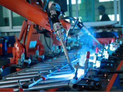 生产工艺-焊接